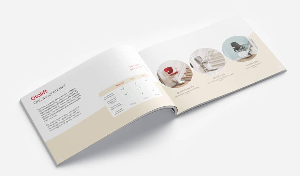 Otolift Belgie traplift brochure C
